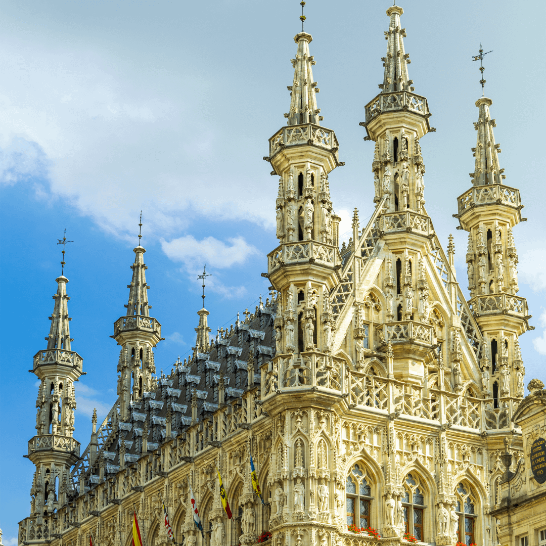 Verhuizen naar Leuven