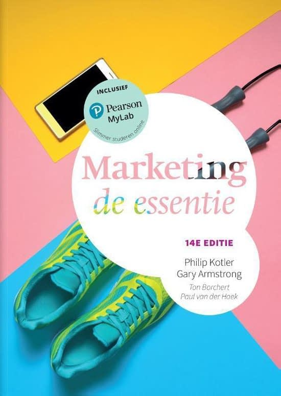 Marketing boek voor ondernemers