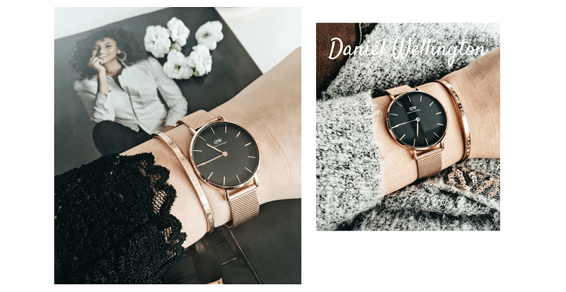 Daniel Wellington: verfijnd design