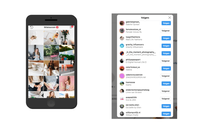 volgers op Instagram_ influencer marketing