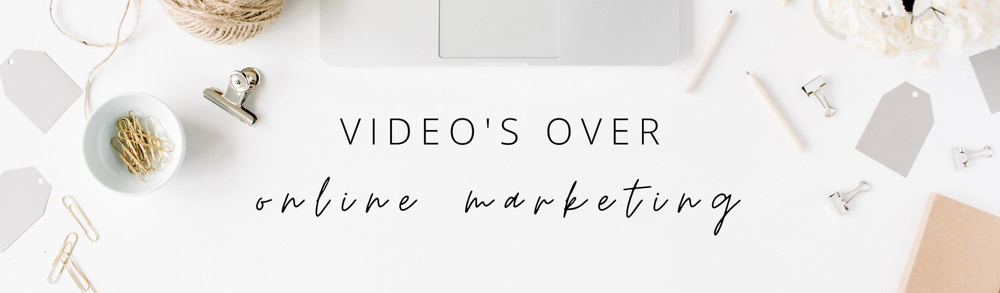 video's vol online marketing tips