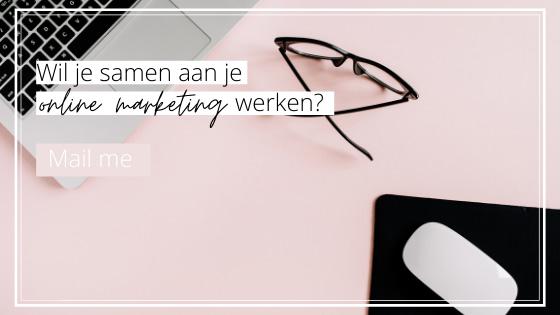 Samen aan je online marketing werken voor je bedrijf_