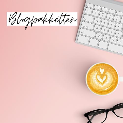 Vaste blogpakketten