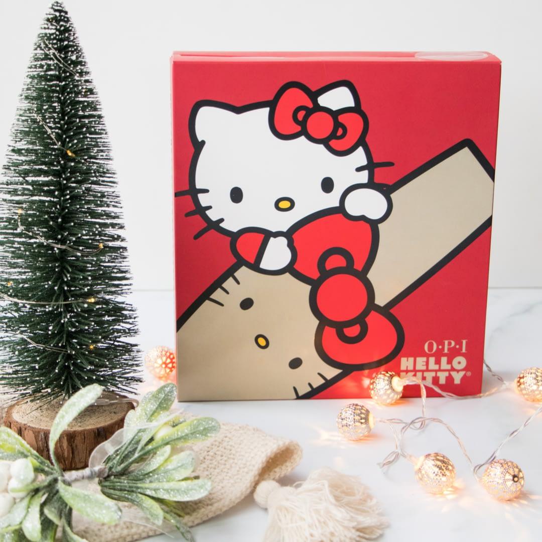 OPI X hello Kitty adventskalender