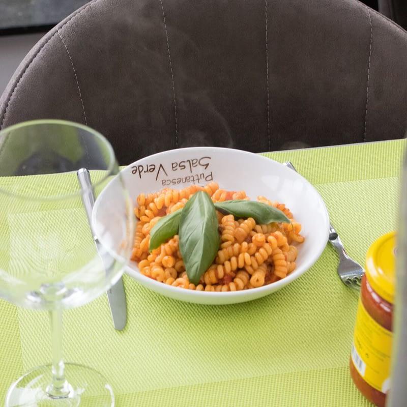 We maken het onszelf gemakkelijk vandaag – een heerlijke veggie pasta