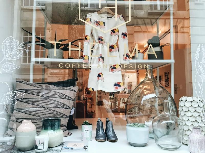 Thelma Coffee & Design   I Hotspot Leuven