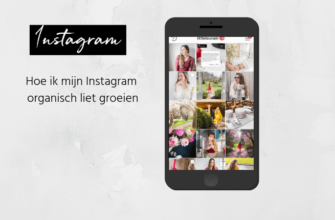 Hoe ik mijn Instagram organisch liet groeien tot 10000 volgers